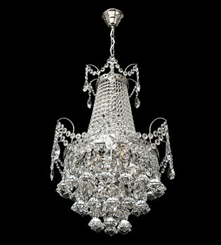 Crystal chandelier 656 000 006