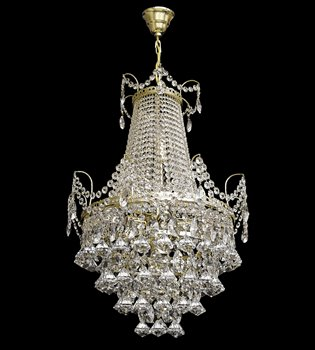Crystal chandelier 656 000 008