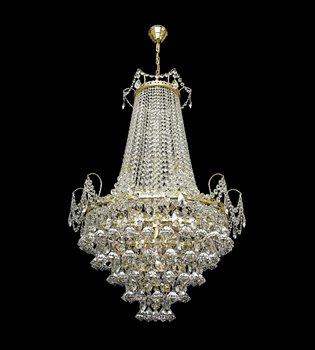 Crystal chandelier 656 000 012