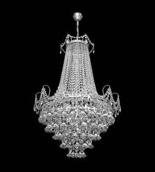 Crystal chandelier 656 001 012
