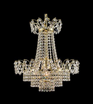 Crystal chandelier 661 000 001