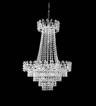 Crystal chandelier 662 001 003