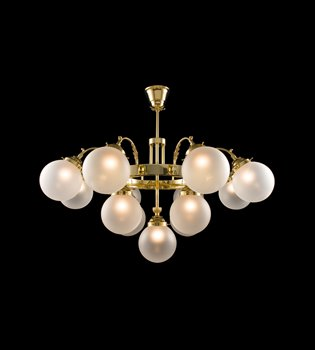 Crystal chandelier 907 000 013
