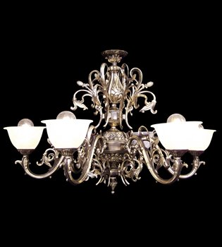 Crystal chandelier 954 002 006
