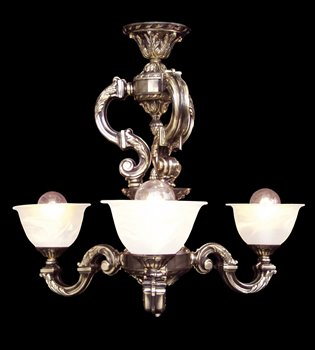Crystal chandelier 956 002 003