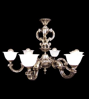 Crystal chandelier 956 002 006