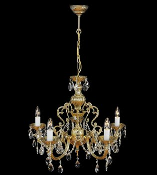 Crystal chandelier 961 000 005