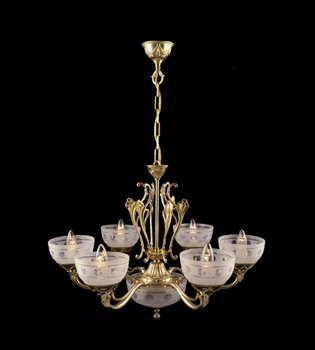 Crystal chandelier 965 000 106