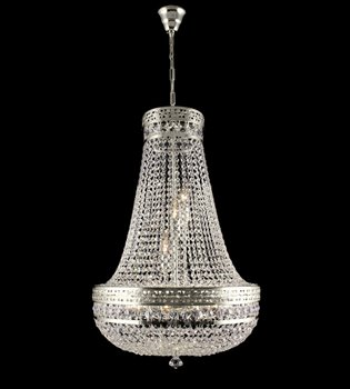 Crystal chandelier 309 001 612