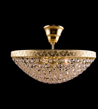 Crystal chandelier 355 000 002