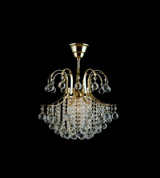 Crystal chandelier 130 000 101