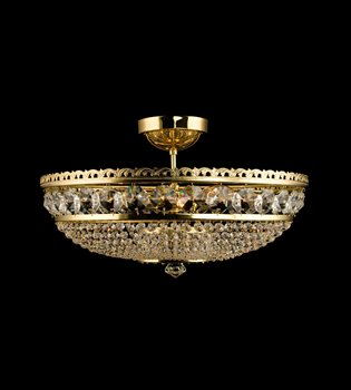 Crystal chandelier 306 000 009