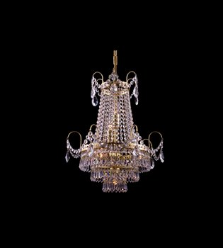 Crystal chandelier 664 000 006