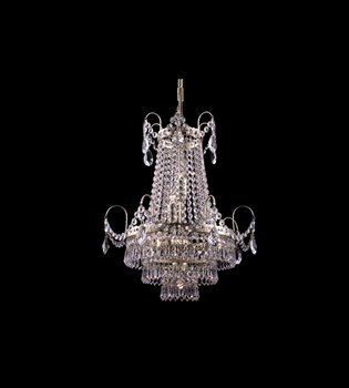 Crystal chandelier 664 001 006