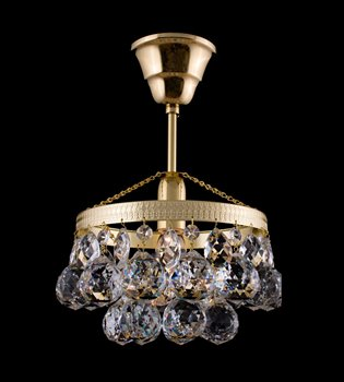 Crystal chandelier  317 000 001